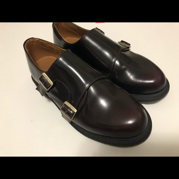 online sale quality design low cost Dr. Martens Pandora Arcadia Cherry Red